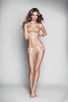 Victoria's Secret Body By Victoria UHQ  #victoriassecret #rosie #body