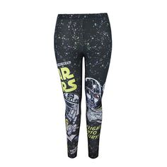 WeLoveFine Has Stylish Star Wars Leggings