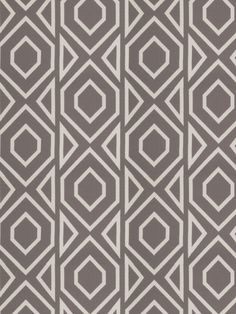 Albona in color Metal from the Nate Berkus Color - Volume II Collection for Fabricut. #FabricutLovesNate