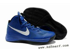 375dbd963cda Nike Zoom Hyperfuse 2012 Jeremy Lin Shoes Blue Black White Hot New Jordans  Shoes
