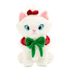 73173f7d846 New Disney Store Exclusive The Aristocats Marie Plush Toy Doll Holiday 2015