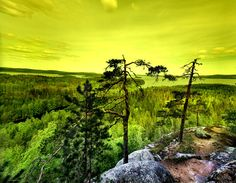 High mountain .. by KariLiimatainen.deviantart.com on @deviantART