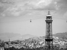 Transbordador Aeri del Port Barcelona, Spain  * Barcelona cable car from the…