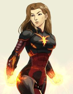 Superhero Costumes Female, Superhero Suits, Superhero Characters, Superhero Design, Female Characters, Dnd Characters, Fantasy Character Design, Character Design Inspiration, Character Concept