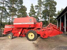 Massey-Ferguson 186 Harvest Time, Tractors
