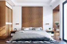 Clean bedroom, home bedroom, bedroom decor, master bedrooms, luxurious bedr Grey Bedroom Decor, Modern Master Bedroom, Home Room Design, Modern Bedroom Design, Master Bedroom Design, Minimalist Bedroom, Contemporary Bedroom, Home Bedroom, Bedroom Ideas