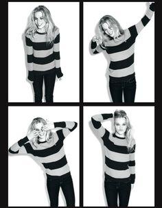 #JackWills Cute Stripe Cable Knit Tinsbury Sweater #GREENSHOOTS