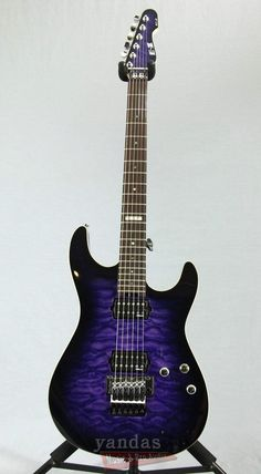 Clearance | ESP E-II ST-2 FM Series Electric Guitar