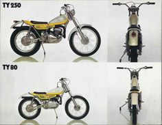 1974 trials Models