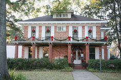 House featured in the movie Steel Magnolias ~ Natchitoches, LA