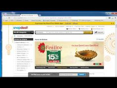 ▶ How To Find & Use Snapdeal Discount Coupons (HD)