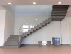 The online Architecture Exhibition Luxury Staircase, Interior Staircase, Stairs Architecture, Online Architecture, Modern Architecture, Steel Stairs Design, Home Stairs Design, Loft House, House Stairs
