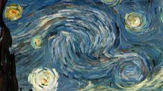 Starry Night (Interactive animation)