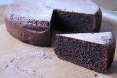 Gluten, nut & dairy free chocolate cake