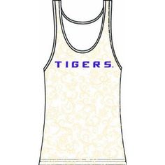 Louisiana State LSU Tigers NCAA Ladies Swirl Tank Xlarge --- http://www.amazon.com/Louisiana-State-Tigers-Ladies-Xlarge/dp/B005F5GS2E/?tag=zaheerbabarco-20