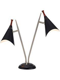 Adesso 3235-01 Draper Desk Lamp ❤ Adesso Inc.