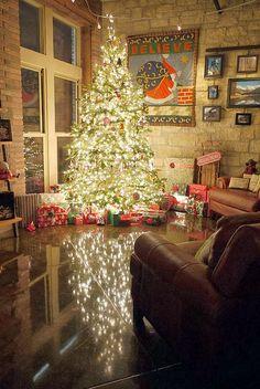 Christmas Tree - love