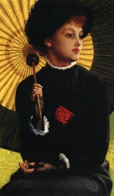 Pintura de James Tissot - (1878)