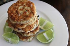 Lime & Coconut Chicken Burgers!5