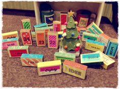 Adventsmarken2013 日本のお客様の作品 Decoration, Gifts, Kiss, Branding, Life, Decor, Presents, Decorations, Favors