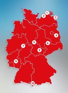 TOP 10 Wellness - Die 10 besten Wellnesshotels in Deutschland