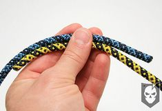 https://flic.kr/s/aHsjicrRne | Double Fisherman's Knot | Learn how to tie a Double Fisherman's Knot with ITS Tactical's Knot of the Week mini-series on climbing knots