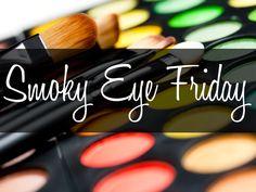 Smoky Eye Friday with Stila