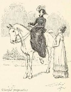 Jane Austen - Orgoglio e pregiudizio, Vol. I - cap. 7 (7)