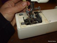 λαδωμα ραπτομηχανης, συντηρηση ραπτομηχανης Sewing, Decor, Dressmaking, Decoration, Couture, Stitching, Decorating, Sew, Costura