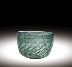 #Bowl, 701-899 | Corning Museum of #Glass #green