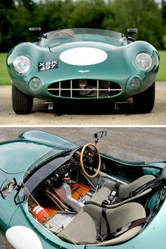 Aston-Martin DBR1