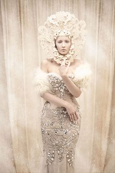 I Am The Queen by AMATO Couture