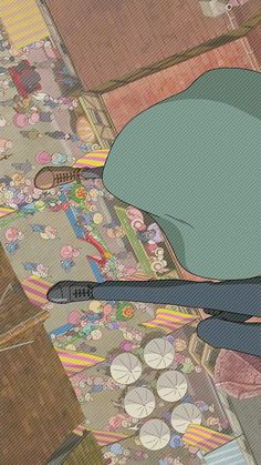 Studio Ghibli Art, Studio Ghibli Movies, Animes Wallpapers, Cute Wallpapers, Howls Moving Castle Wallpaper, Manga Anime, Anime Art, Personajes Studio Ghibli, Studio Ghibli Background
