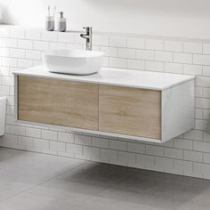 Bathroom basin units are amazing space savers. And basin units come in so many styles, sizes & colours! Find your perfect sink with vanity unit today. Bathroom Layout, Bathroom Wall Decor, Bathroom Furniture, Bathroom Interior, Bathroom Ideas, Bathroom Basin Units, Basin Vanity Unit, Basin Cabinet, Bathroom Sinks