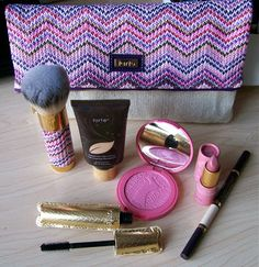 Review: Tarte Today's Special Value: Journey to Natural- on air today on QVC