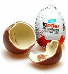 Kinder Surprise Chocolate Eggs