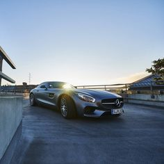 Mercedes-AMG GT S by @thiloalexander   [Combined fuel consumption: 9.6-9.4 l/100 km | CO2 emission: 224-219 g/km] (by: mercedesamg )