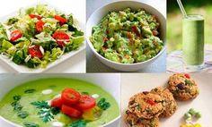 23 recetas alcalinas que debes incluir en tu dieta, más energía y adelgaza fácil