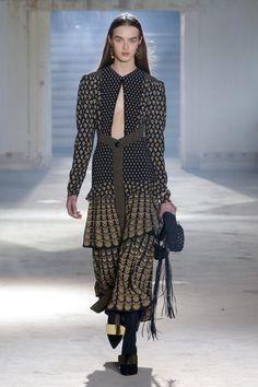 Proenza Schouler | Vogue Russia ready-to-wear fall/winter 2018 | Proenza Schouler