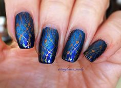 China glaze magnetic polish sparks will fly