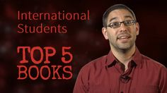Ramzi Adcock goes through some especially helpful books for international students.