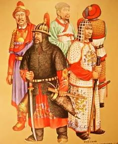 Ancient Chinese Army Uniforms - Ming Dynasty (1368 to 1644)