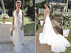 Tendência de novela: Vestido de noiva