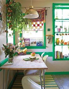 boho tarzi mutfak tasarimlari dekorasyon ve bohem stil uygulamalari