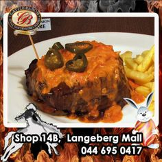With the temperatures dropping in the Garden Route, it is time to turn up the heat with a spicy Mexican Rump from the Cattle Baron Mossel Bay. Join us this Saturday for a fabulous meal and relax in our company. Beef Dishes, Spicy Recipes, Baron, Cattle, Join, Relax, Mexican, Restaurant, Kitchens