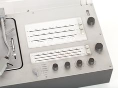 Braun Audio 1 M, Design by Dieter Rams, 1962