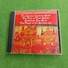 Rimsky - Korsakov, CD - The Golden Cockerel Suite, the Tale of Tsar Saltan u.a.