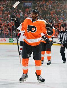 Wayne Simmonds, Philadelphia Flyers
