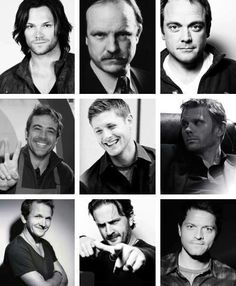 I love all of these men ..