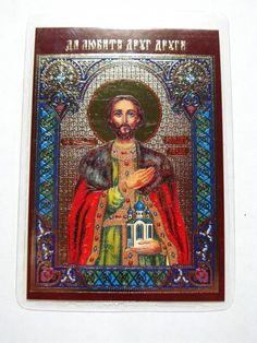 St. Roman (Ryazanskiy) #icon #orthodox #pocket icon #St.roman